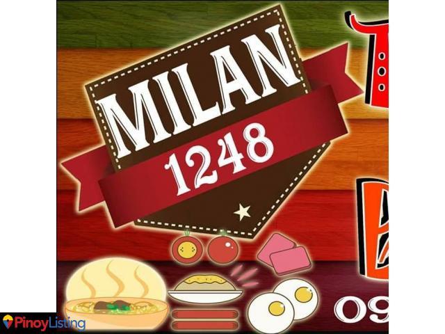 Milan 1248 - Tapsilogan and Batchoyan