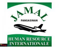 JAMAL HUMAN RESOURCE INTERNATIONALE