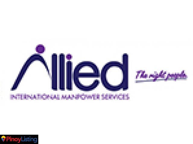 ALLIED INTERNATIONAL MANPOWER SERVICES, INC.