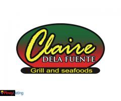 Claire dela Fuente Grill & Seafood Restaurant