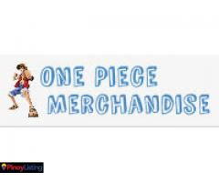 One Piece Merchandise
