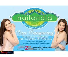 Nailandia Nail Studio and Body Spa