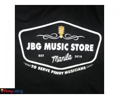 JBG MUSIC STORE