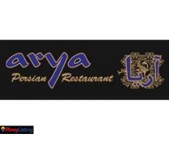 Arya Persian Restaurant Robinsons Magnolia