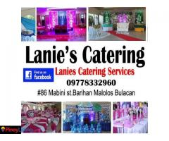 Lanies Catering Services