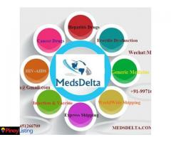 MedsDelta: Pharmaceutical Exporter & Supplier