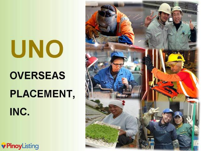 UNO Overseas Placement, Inc.