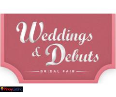 The Wedding Library's Weddings and Debuts Bridal Fair