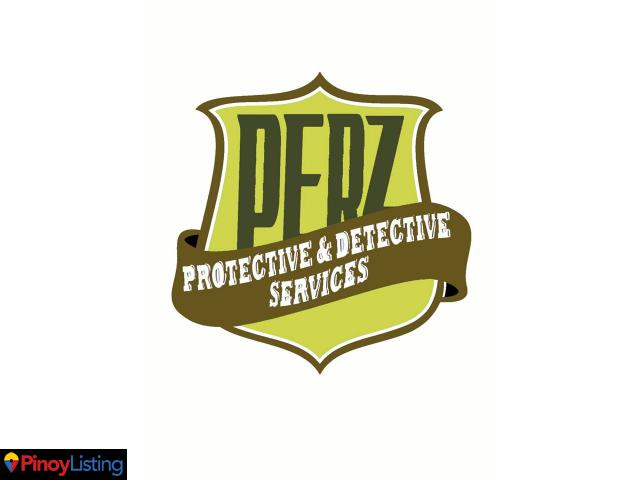 BLUE Guard/perz Security Agency