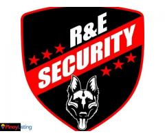 R & E Wolfking Security Agency