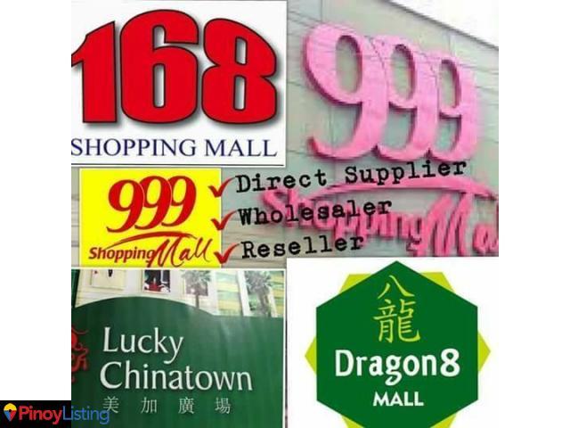 fc74485fe Divisoria Direct Supplier and Wholesaler Online Binondo Manila ...