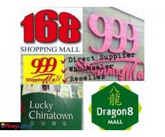 Divisoria & Baclaran Wholesale & Retail Worldwide Direct Supplier