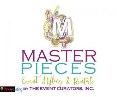 Masterpieces - Event Styling & Furniture Rentals