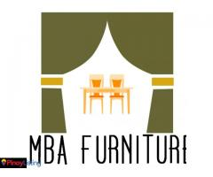MBA Furniture Shop - Main