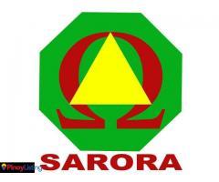 Sarora C.E. (Hardware and Construction)