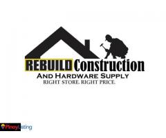 Rebuild Construction and Hardware Supply