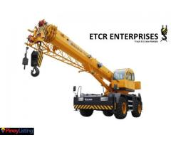 Mobile Crane and Truck Rental