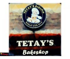 Tetay's Bakeshop