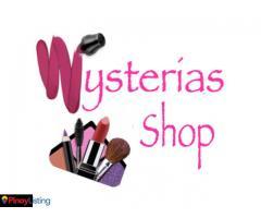 Wysterias Shop
