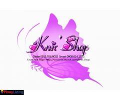 Knix' Shop