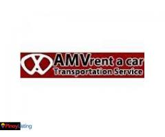 AMV rent a car and trucking services