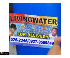 Living Water Refilling Station - Arellano