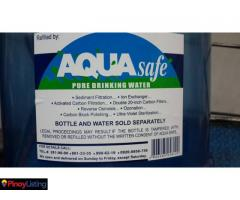 AquaSafe Water refilling Station