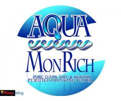 AQUA Monrich Water Refilling Station