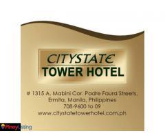 Citystate Tower Hotel-Manila