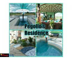 Pegollo's Residence Private Pool