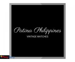 Patina Philippines - Vintage Watches