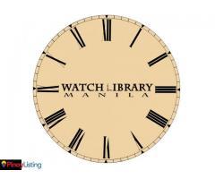 Watch Library Manila