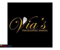 Via's Handcrafted Jewelry