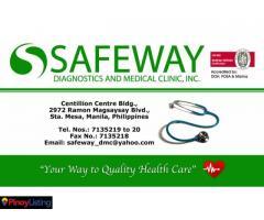 Safeway Diagnostics and Medical Clinic, Inc.