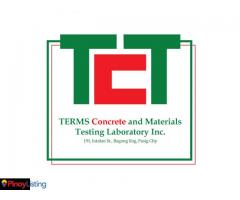 TERMS Concrete and Materials Testing Laboratory Inc.