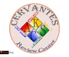Cervantes Review Center