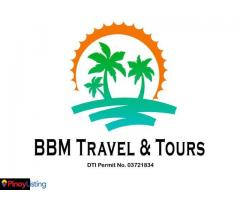 Bbm Travel and Tours and Van Rentals