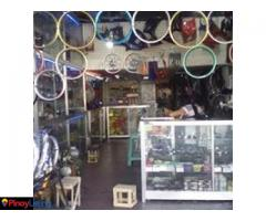 Motorcycle parts and accesories
