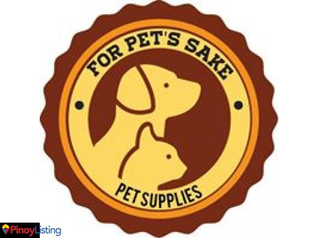 For Pet's Sake Pet Supplies