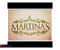 Martina's Party Venue and KTV