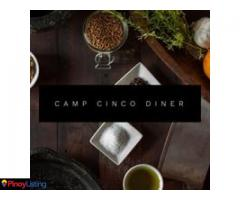 Camp Cinco Diner