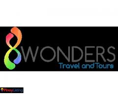 8Wonders Travel and Tours