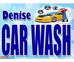 Denise Carwash