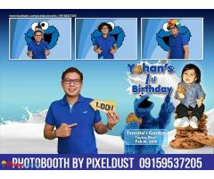 Photobooth by Pixeldust
