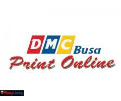DMC Busa Print Online