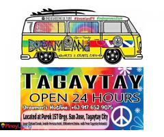Dreamland Arts & Crafts Cafe - Tagaytay