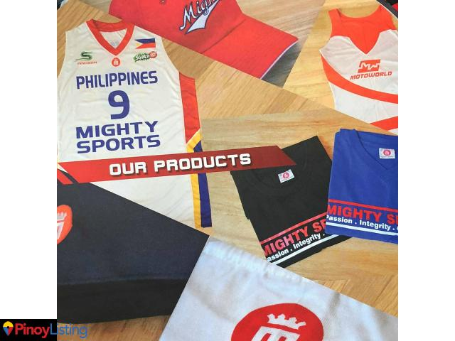 Mighty Sports Apparel and Accessories, Inc.