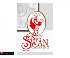 Red Swan  Catering