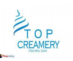 TOP CREAMERY FOOD MFG CORP