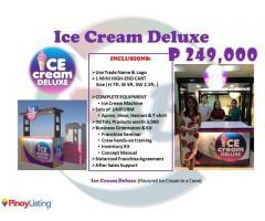 Ice Cream Deluxe